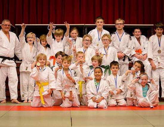 Bij judo